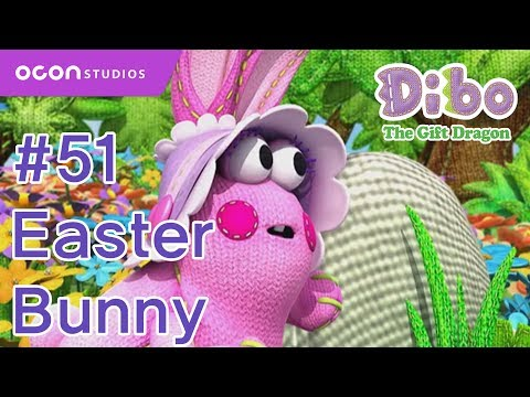 [ocon] Dibo The Gift Dragon  ep51 Easter Bunny( Eng Dub) video