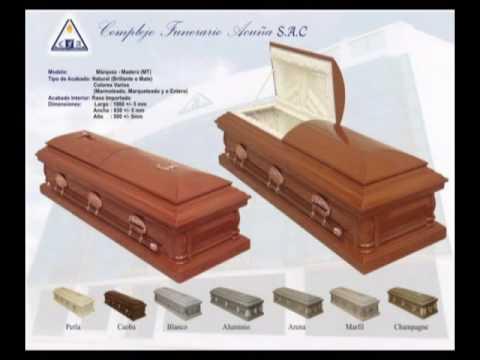 Funeraria - Tanatorio - Sepelio - Ataudes - Urnas  .:: Complejo Funerario Acuña SAC ::.