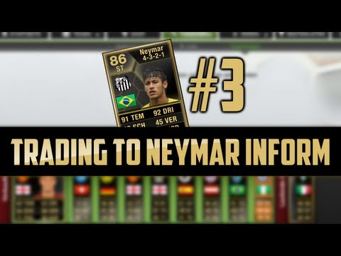 Fifa 13 I Trading To Neymar Inform I Episode 3 [ultimate Team I Deutsch] video