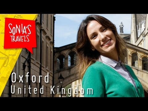 Travel United Kingdom: Oxford
