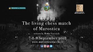 The living chess match of Marostica - spot 2018