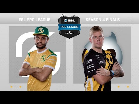 CS:GO - SK vs. Dignitas [Cbble] - Finals ESL Pro League Season 4 - Day 3 - Group B