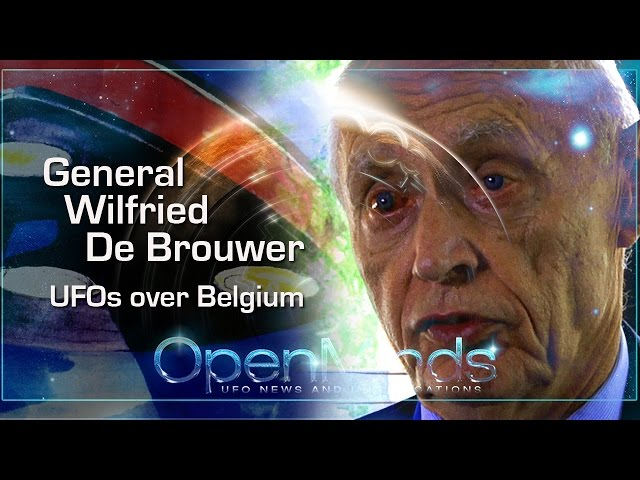 Belgium General says incredible UFO case is a mystery - Exclusive