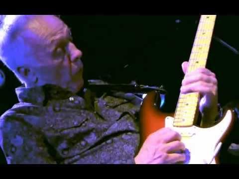 ROBIN TROWER, GUITAR SOLO, BREDA 2011