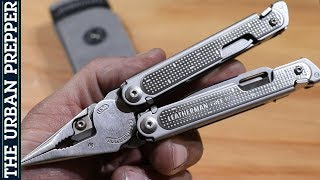 NEW Leatherman FREE Series: Redesigned, Magnetic, and AWESOME!!