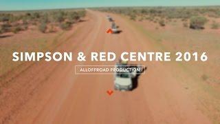 4wd Adventure Simpson Desert & Red Centre 2016 Part 1 | ALLOFFROAD #87-1