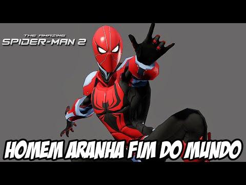 The Amazing Spider Man 2 - Homem Aranha Fim do Mundo