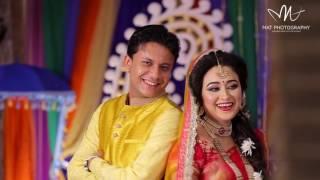 Navid & Aunna || Holud || Ekhon To Shomoy Valobashar