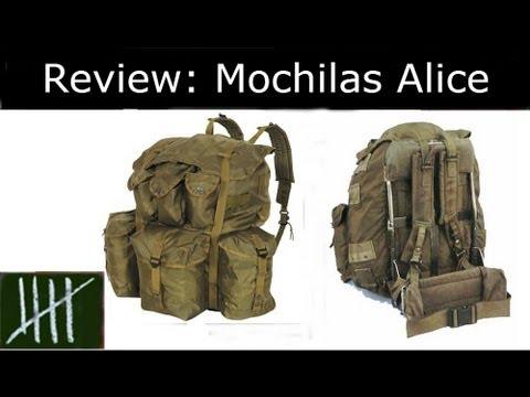 Review: Mochilas Alice