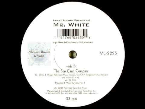 Larry Heard Presents Mr. White: The Sun Can't Compare (Long Version)