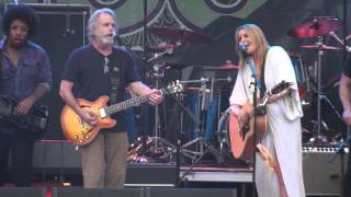 "Bob Weir with Grace Potter & the Nocturnals - ""Friend of the Devil"" All Good Fest. 7-20-13 HD tripod"