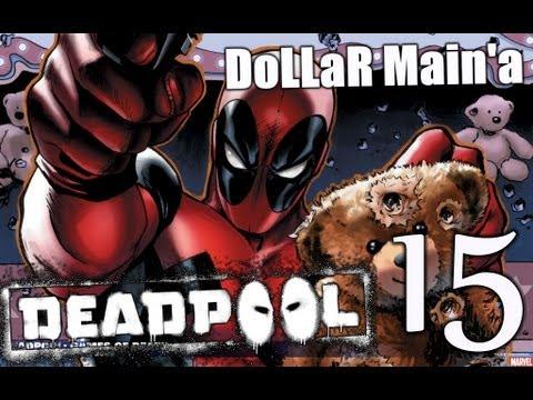 Deadpool/Дэдпул #15 [Бесконечные враги]