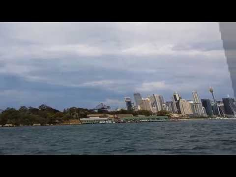 Sydney Opera House to Harbour Bridge Scenic Trip