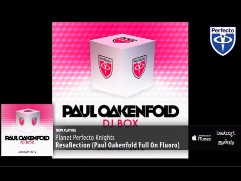 Paul Oakenfold - DJ Box - January 2012