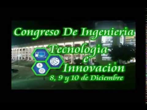 Congreso de Ingeniería UTH Tegucigalpa