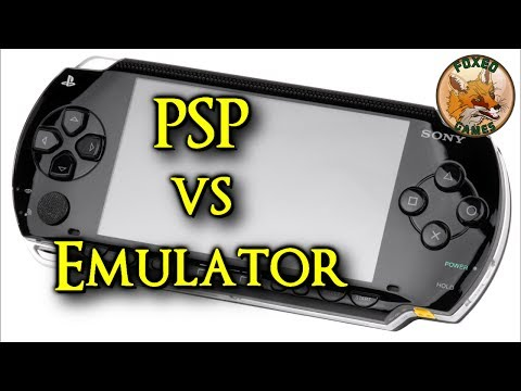 PSP Graphics vs PC Emulator (Gods Eater Burst / PPSSPP)