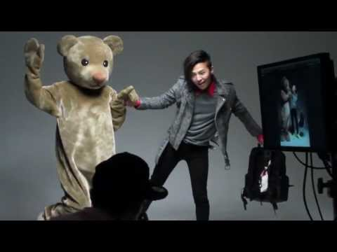 G-Dragon's High Cut Making Music Videos