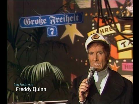 Freddy Quinn - Grosse Freiheit Nr 7