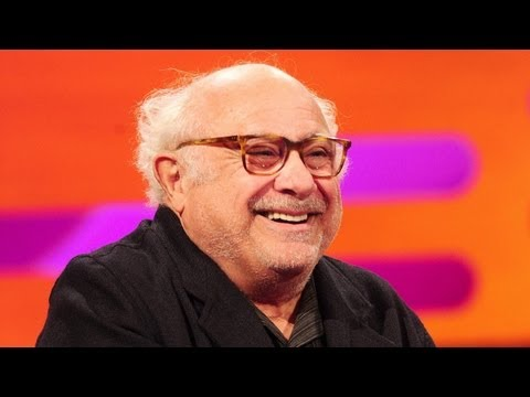 DANNY DEVITO: Twins II: Triplets! (The Graham Norton Show)