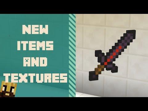 Custom Minecraft Items on the TreeCrafters Survival Server! 💡 Server Seeds #1