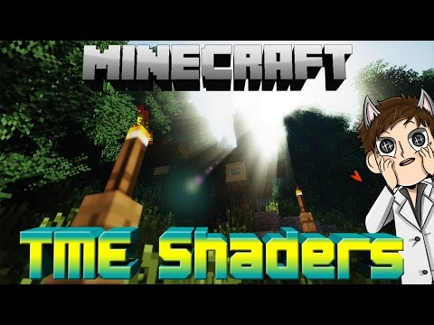 CrankerMan's TME Shaders - Minecraft Review and Tutorial