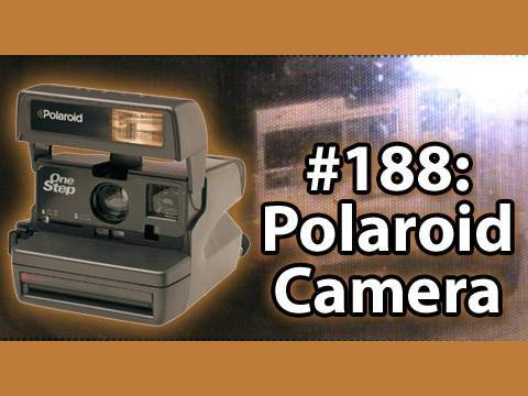 Is It A Good Idea To Microwave A Polaroid Camera?