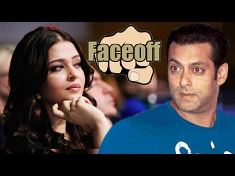 Aishwarya Rai Bachchan & Salman Khan's FACEOFF