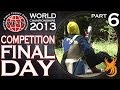 World Field Target Champs 2013: Competition - Final Day