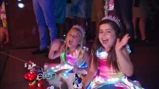 Sophia Grace and Rosie at Disney World!