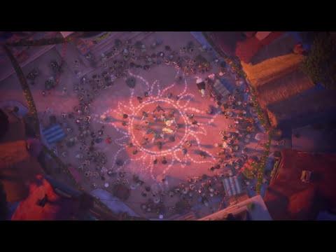 Disney Princess - Tangled (Rapunzel) -Kingdom Dance (720p)