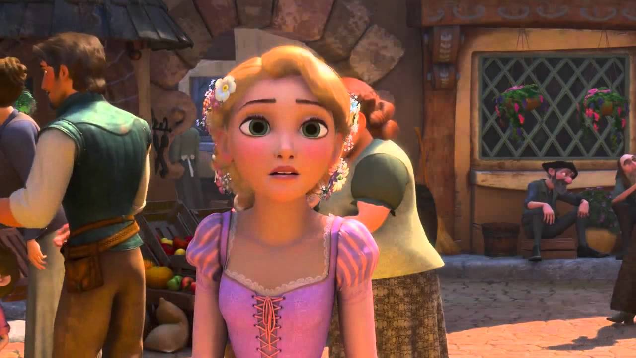 Galerry tangled rapunzel face