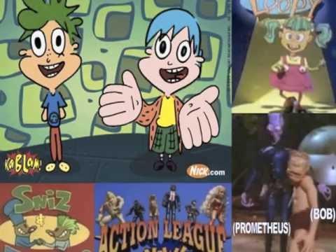 90s Cartoon Shows Nickelodeon 90s Nickelodeon Cartoons