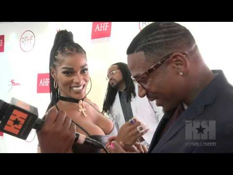 Joseline & Stevie J Open Up About Future Baby Plans. (Video)