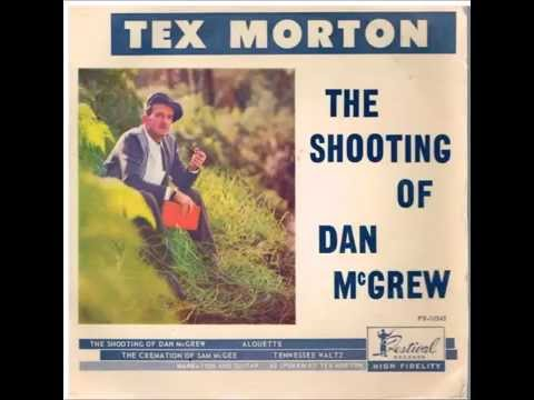 Tex Morton - The Cremation Of Sam Mcgee video