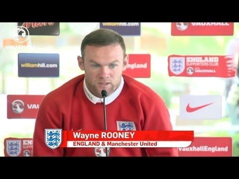 Rooney: 'We're here to win' | Press Pass