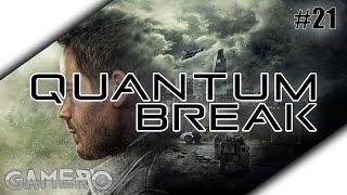 QUANTUM BREAK German #21 - Knotenpunkt 3 / 3. Entscheidung - Quantum Break Xbox One Gameplay Deutsch