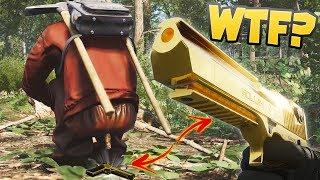 SCUM - The Bum Gun? WTF - Bear Attacks & Airfield Scavenging - SCUM Gameplay Highlights