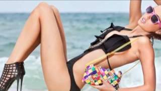 Beach Glamour Fashion Shoot