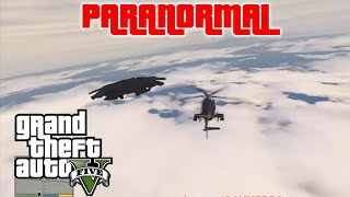 GTA V secretos & misterios | Nave alien platillo volador | Easter Egg GTA 5