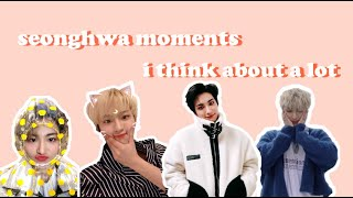 seonghwa moments i think about a lot | ateez
