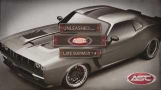 All Speed Customs - King Cuda Build Video
