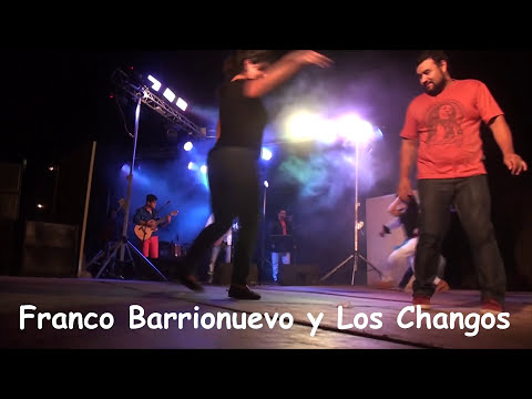 FRANCO BARRIONUEVO Y LOS CHANGOS