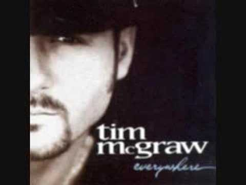 Tim Mcgraw - One of These Days