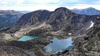 Rocky Mountain National Park, Colorado, USA in 4K (Ultra HD)