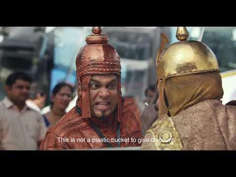 RedBus redDeal feat. Allu Arjun (Telugu)