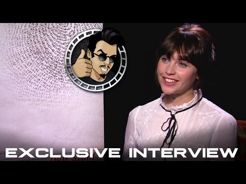 Felicity Jones Interview - True Story (HD) 2015
