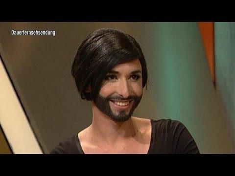 Conchita Wurst - TV total