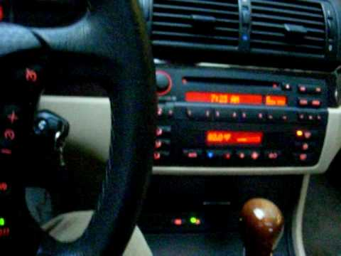 BMW Heated Steering Wheel Retrofited In My 2001 330i E46