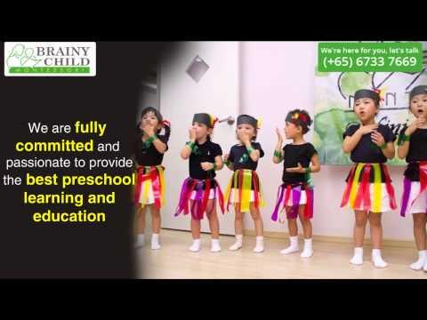 Check Out Brainy Child Montessori Child Care Center in Singapore