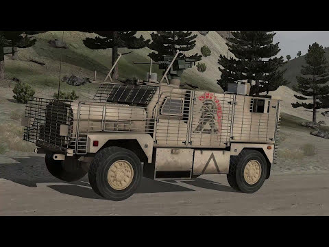 Arma 3 - Arma 2 [ARES] Clan Opening Trailer German/Deutsch